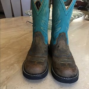 Cowboys lady's boot